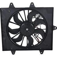 Radiator Fan Assembly 06-10 Chry PT Cruiser Models w/ Turbo