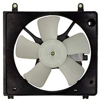 Aftermarket Radiator Cooling Fan Assmembly 01-05 Stratus Coupe, Sebring Coupe, 00-05 Eclipse