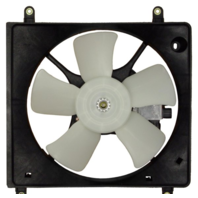 Radiator Cooling Fan Assmembly 01-05 Stratus Coupe, Sebring Coupe, 00-05 Eclipse