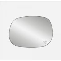 Fits Dakota Durango Ram P/u Van Left Driver Heated Mirror Glass w/Folding Type