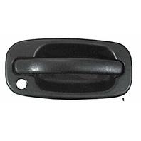 Fits 99-(07) Silverado Sierra Classic Right Pass Front Exterior Door Handle Textured Black