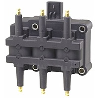 Fits IGNITION COIL 6 cyl, VARIOUS MODELS see details