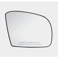 For MB 06-07 GL, ML, 06-10 R Class Right Pass Convx Mirror Glass Heated w/Holder