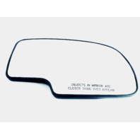 Fits Escalade Avalanche Right Pass Convex Mirror Glass w/Backing Plate non heat