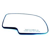 Fits 99-07 Silverado Sierra Right Pass Convex Mirror Glass w/Holder non heat