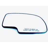 Fits Tahoe Yukon Suburban Right Pass Convex Mirror Glass w/ Back Plate non heat