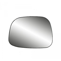 Fits 02-07 Rendezvous Left Driver Heated Mirror Glass w/Rear Holder