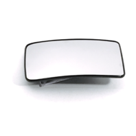 Fits 08-12 Super Duty F250 F350 F450 Right Pass Lower Mirror Glass w/Holder