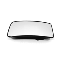 For 09-12 Super Duty 13-14 F150 Left Driver Lower Heated Mirror Glass w/ Holder