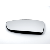 Left Driver Side Lower Convex Mirror Glass w/ Holder for 15-19 Transit