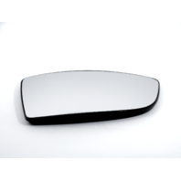 Right Passenger Lower Convex Mirror Glass w/ Holder for 15-19 Transit