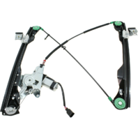 For 08-11 Focus Sedan Front Driver Window Regulator With Motor