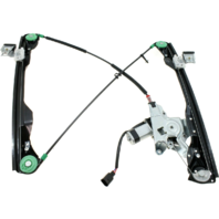 For 08-10 Focus Coupe Front Passenger Window Regulator With Motor