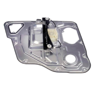 Fits  Taurus/500 &  Montego/Sable Rear Passenger Window Regulator W/out Motor