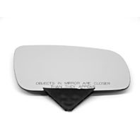 Fits 99-04 VW Golf Gti Jetta Passat Right Pass Mirror Glass w/bracket