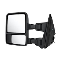 Fits 08-16 Super Duty F250 F350 F450 Left Driver Lower Mirror Glass Lens