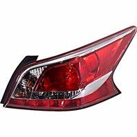 BAP Fits 13-15 Altima Sedan Right Pass Tail LAMP Assembly LED Type
