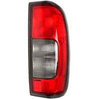 BAP Fits 98-04 Frontier Right Drivers Tail LAMP Unit Assembly W/Smoke Lens