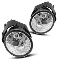 BAP Fits 01-02 Frontier 00-01 Maxima 02 Xterra Left & Right Fog Light/Lamp Assembly