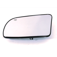 Left Mirror Glass Heated w/Holder for 07-12 Altima Sedan, 08-13 Coupe w/Signal