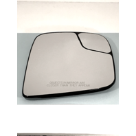 Right Pass Heated Mirror Glass w/Holder for 13-17 Nis NV200 15-17 Chevy City Van