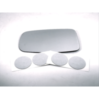 Fits 13-16 CR-Z Left Driver Mirror Glass Lens w/ Adhesive USA
