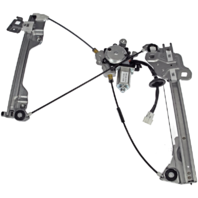 Fits 03-09 Nissan 350Z Passenger Front Power Window Regulator with Motor 6Pin Connector
