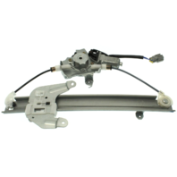 For 08-13 Rogue 14-15 Rogue Select Rear Driver Window Regulator With Motor