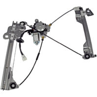 Fits 04-08 Nissan Maxima Driver Front Power Window Regulator With 6 Pin Motor