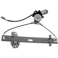 Fits 04-08 Nissan Maxima Driver Rear Power Window Regulator With 2 Pin Motor