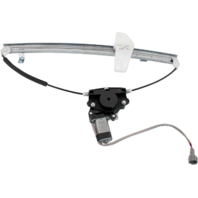 Fits  Armanda & Titan Rear Driver Power Window Regulator with Motor