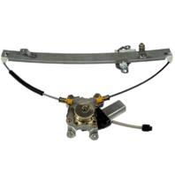 Fits 05-12  Pathfinder Rear Driver Window Regulator With Motor