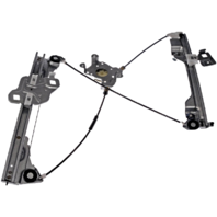 Fits 03-09 Nissan 350Z Driver Front Power Window Regulator Without Motor