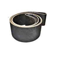 "5 Sanding Belts 4"" x 64"" 80 grit"