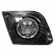 Aftermarket Products FITS 04-06 Mazda MAZDA3 Sedan LT DR Back-UP LAMP ASSM LID Mounted,Clear Lens