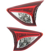 BAP Fits 13-16 CX-5 Left & Right - Set Tail Lamp Assembly Lid Mounted