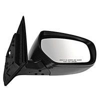 VAM Fits 10-15 CX9 Right Pass Power Mirror Unpainted W/Heat, Signal