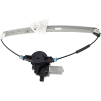 For 13-16 CX-5 Rear Right Passenger Power Window Regulator With Motor