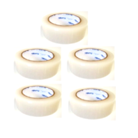 "5 Rolls Molding Tape - All Weather, No residue - 1.5"" x 108' Clear"