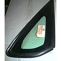 Fits 04-09 Prius Right Pass Front Fixed Vent Window Glass Genuine OE Part New