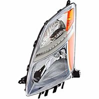 VAM Fits Prius from 11/05-09 Left Driver Side Headlight Assembly Halogen Type
