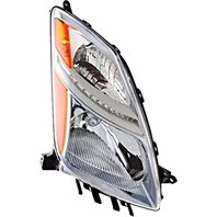Fits Prius from 11/05-09 Right Pass Side Headlight Assembly Halogen Type