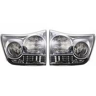 Aftermarket Fits 06-07 LX RX400H Back - Up Lamp/Light Lid Mounted Right & Left Set