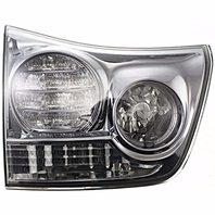 Aftermarket Fits 06-07 LX RX400H Back - Up Lamp/Light Lid Mounted Left Driver
