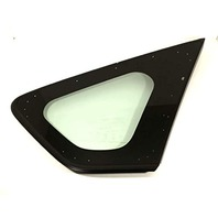 Fits 10-15 Prius 4dr. Hatch Right Passenger Side Rear Quarter Glass New OE w/Out Antenna