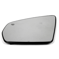 Fits 07-09 Sebring 08-14 Avenger Driver Mirror Glass Heat w/Back non Foldaway OE