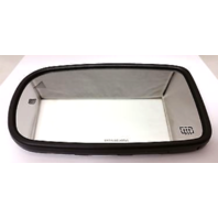 Fits 11-18 Charger Left Driver Mirror Glass Heated Blind Spot Detect w/Holder OE