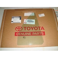 TOYOTA Fits 14-19 Corolla Right Pass Side Window Rear Door Fixed Vent Glass OE