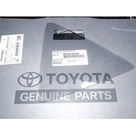 TOYOTA Fits 14-19 Corolla Left Drivers Side Window Rear Door Fixed Vent Glass OE
