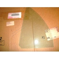 Left Driver Side, Small Fixed Triangular Vent Glass OE Part for 12-14 Camry